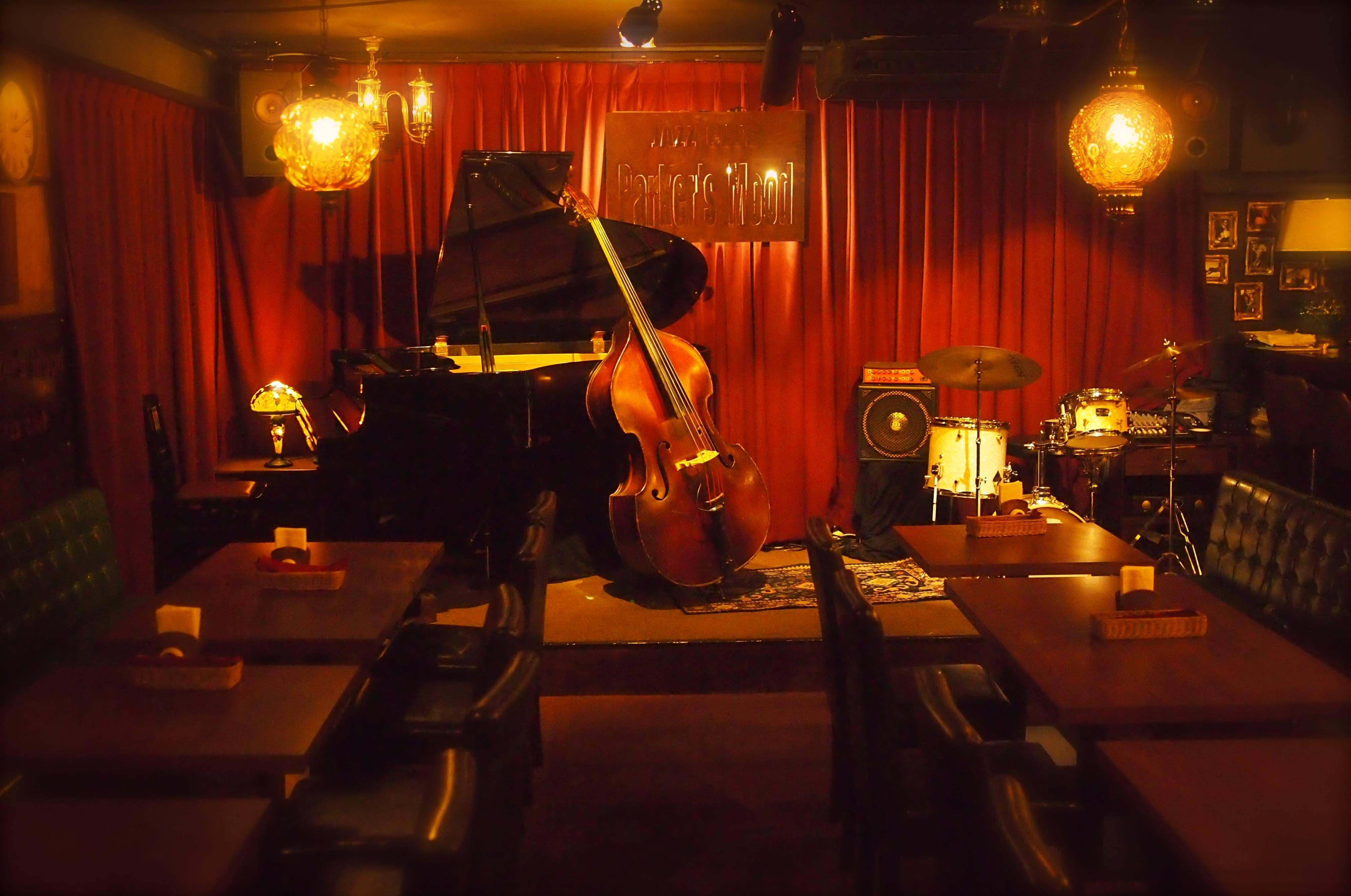 Parker's Mood Jazz Club 오키나와 나하 재즈